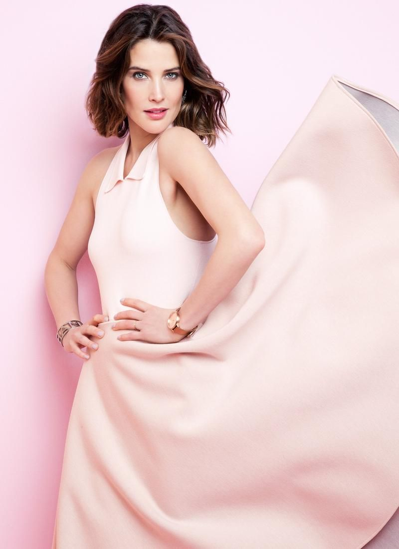 Cobie Smulders for Glamour Mexico & Latin America
