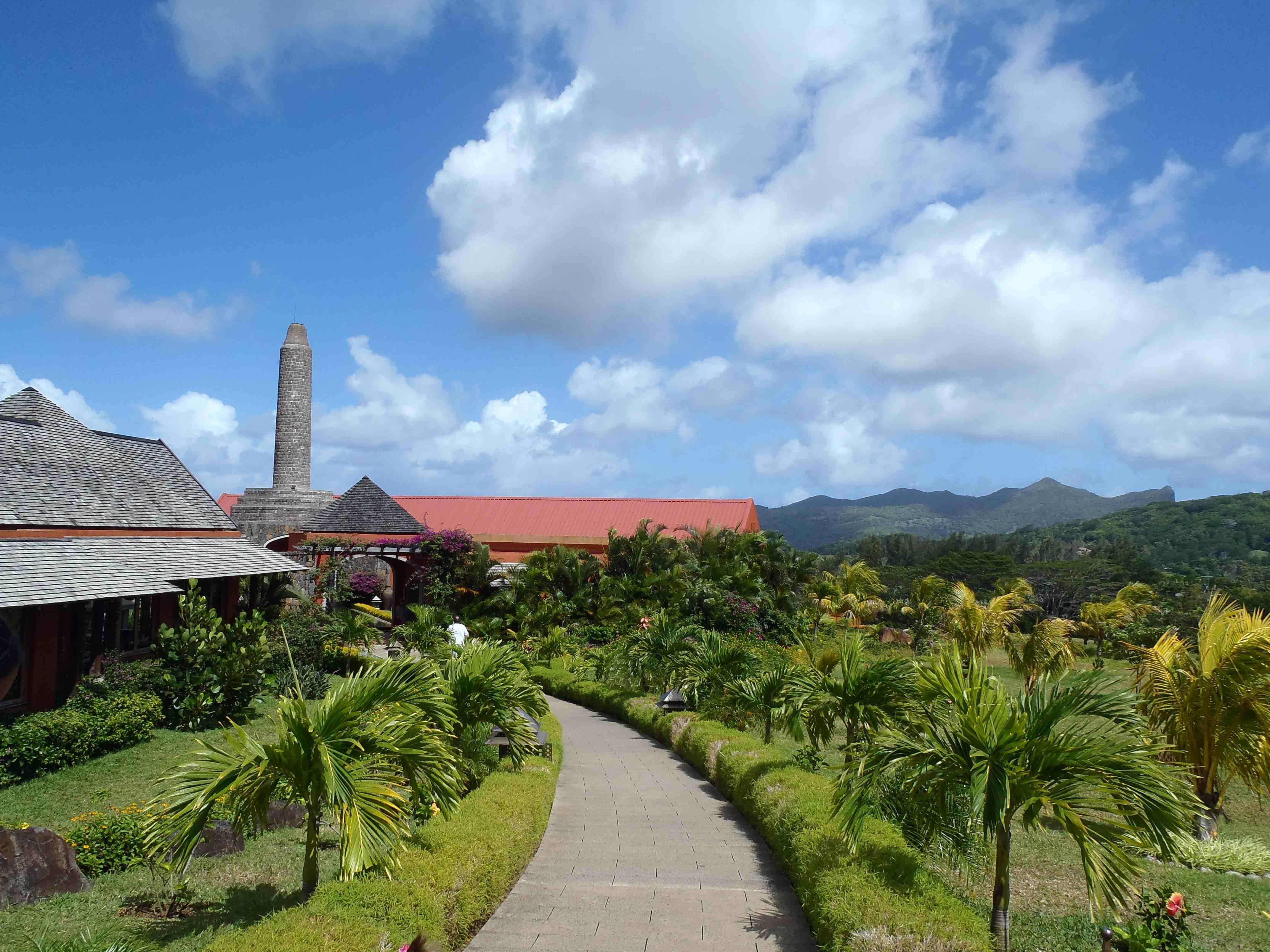 Rhumerie de Chamarel, Mauritius