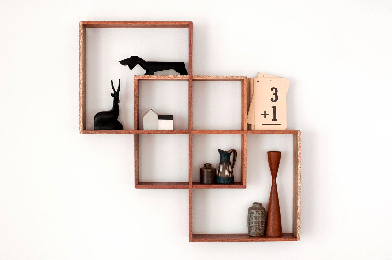 Lovely Wall Hanging Display Cabinets