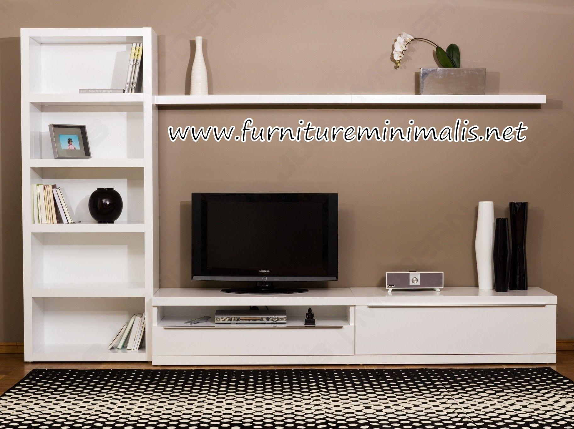 Modern Furniture Jepara rak tv minimalis murah modern 2017 | rak mewah furniture minimalis