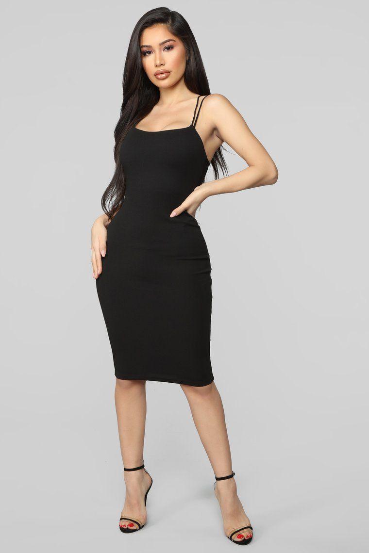 Never Texted Back Midi Dress Black Black Midi Dress White Mini Dress Midi Dress [ 1140 x 760 Pixel ]