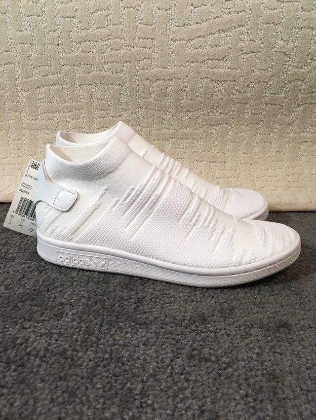 CQ2902 Adidas Stan Smith Sock Primeknit
