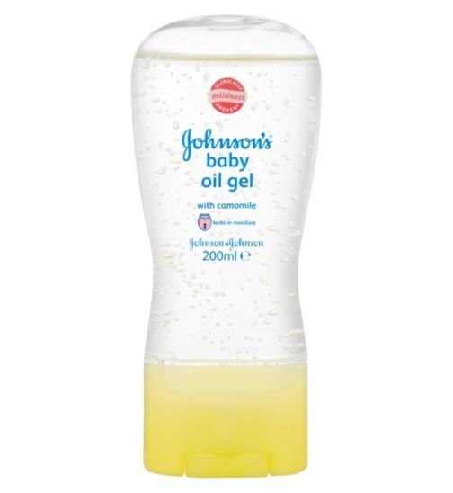 how to open johnson baby oil
