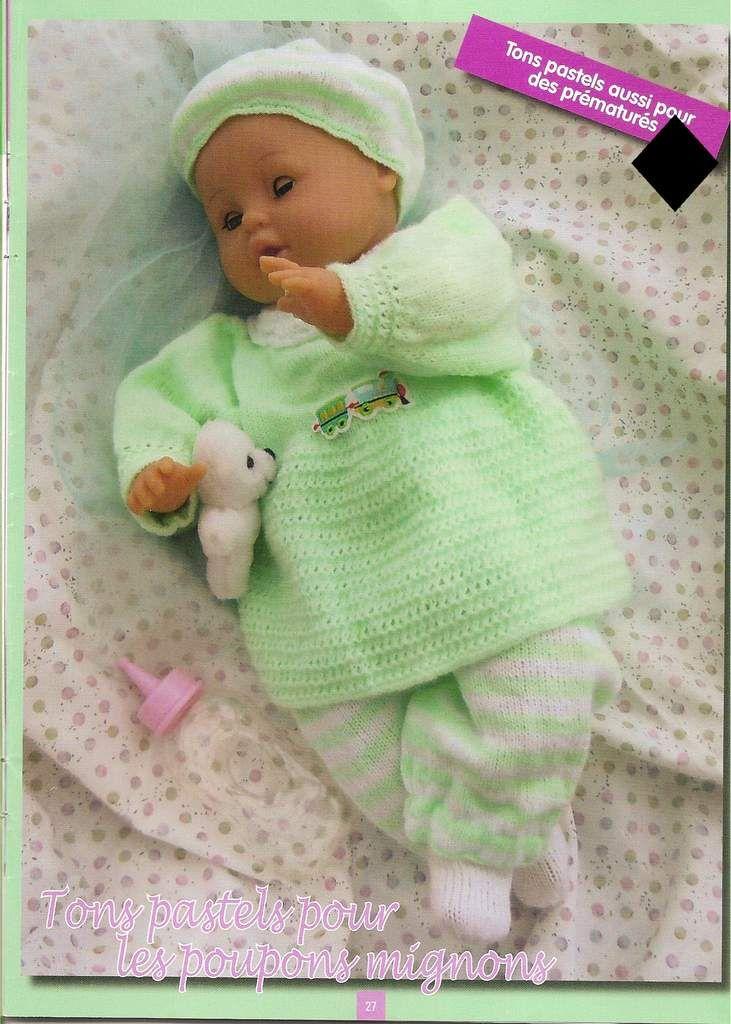 ANDREA 563 | Kleding(Breiwerk) | Pinterest | Puppenkleidung und Stricken