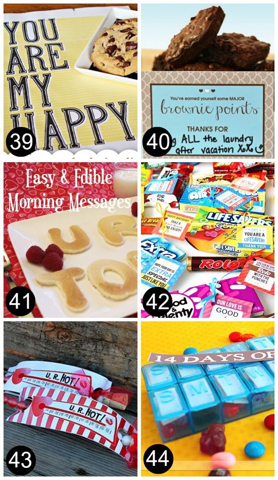 50 just because gift ideas for him gift craft and diy for Gifts for your boyfriend just because