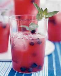 Watermelon-Tequila Cocktails // More Refreshing Summer Cocktails: http://fandw.me/GR7 #foodandwine #fwpinandwin