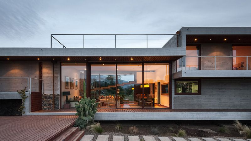 The Ultimate Guide to Concrete Homes – Tips And Designs