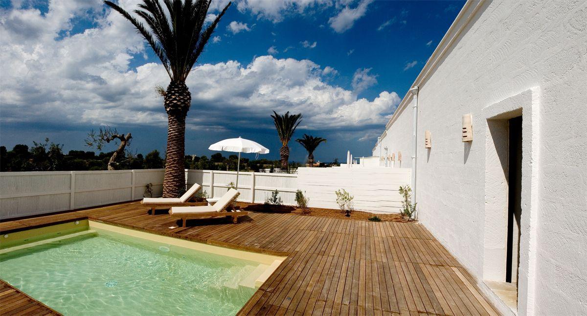 Suites e Camere Hotel 5 stelle Puglia, Albergo Lusso in