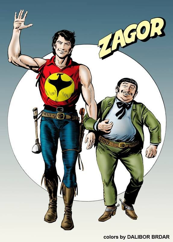zagor and chico