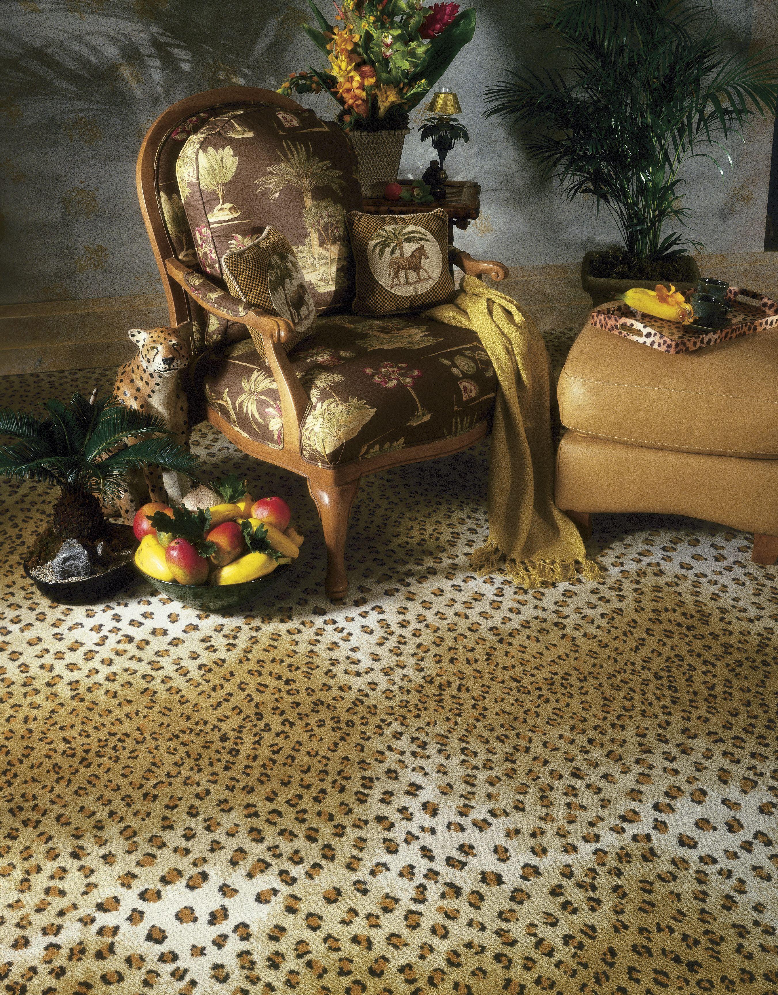 Karastan Gq Flooring C Karastan Karastan Exotics Shabu Cheetah