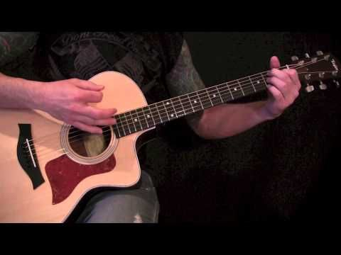 Stone Temple Pilots - Creep - Acoustic Guitar Lesson - YouTube ...