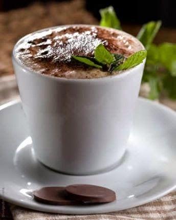 Dena Interiores: Receitas -Chocolate Quente