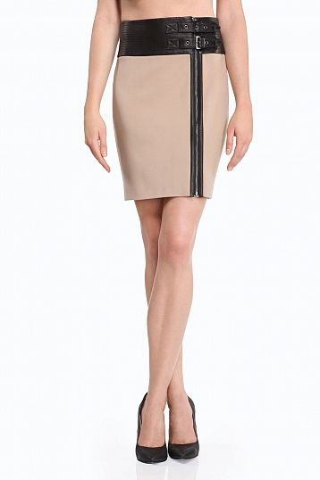 #Mackage WRDK-S116 skirt in Sand