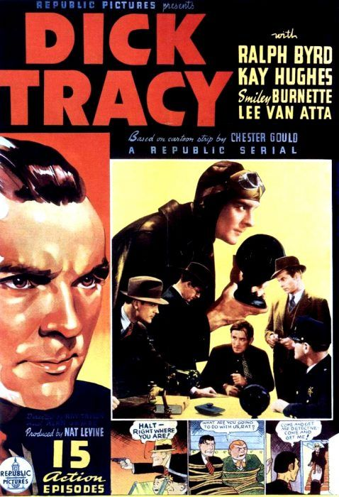 Dick tracy streaming 15