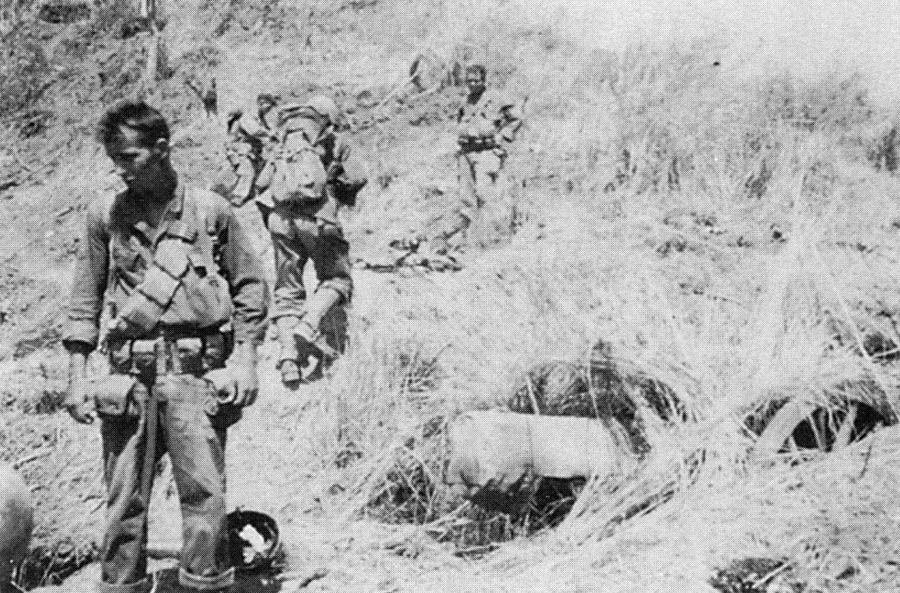 32nd Division WW2 126th Field Artillery - Grandpa's ...
