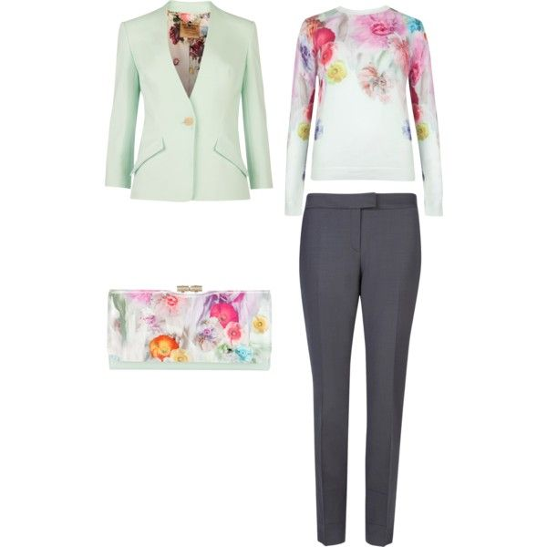 """Spring Work Outfit"" by m-isa-bell on Polyvore"