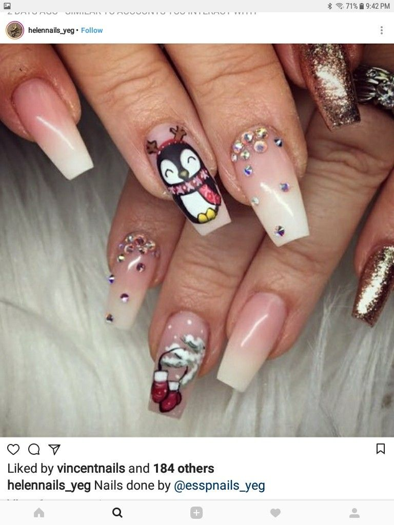Pin by Tracy Redondo on nail art | Pinterest | Acrylic nail designs ...