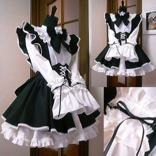 Resultado de imagen para traje de maid