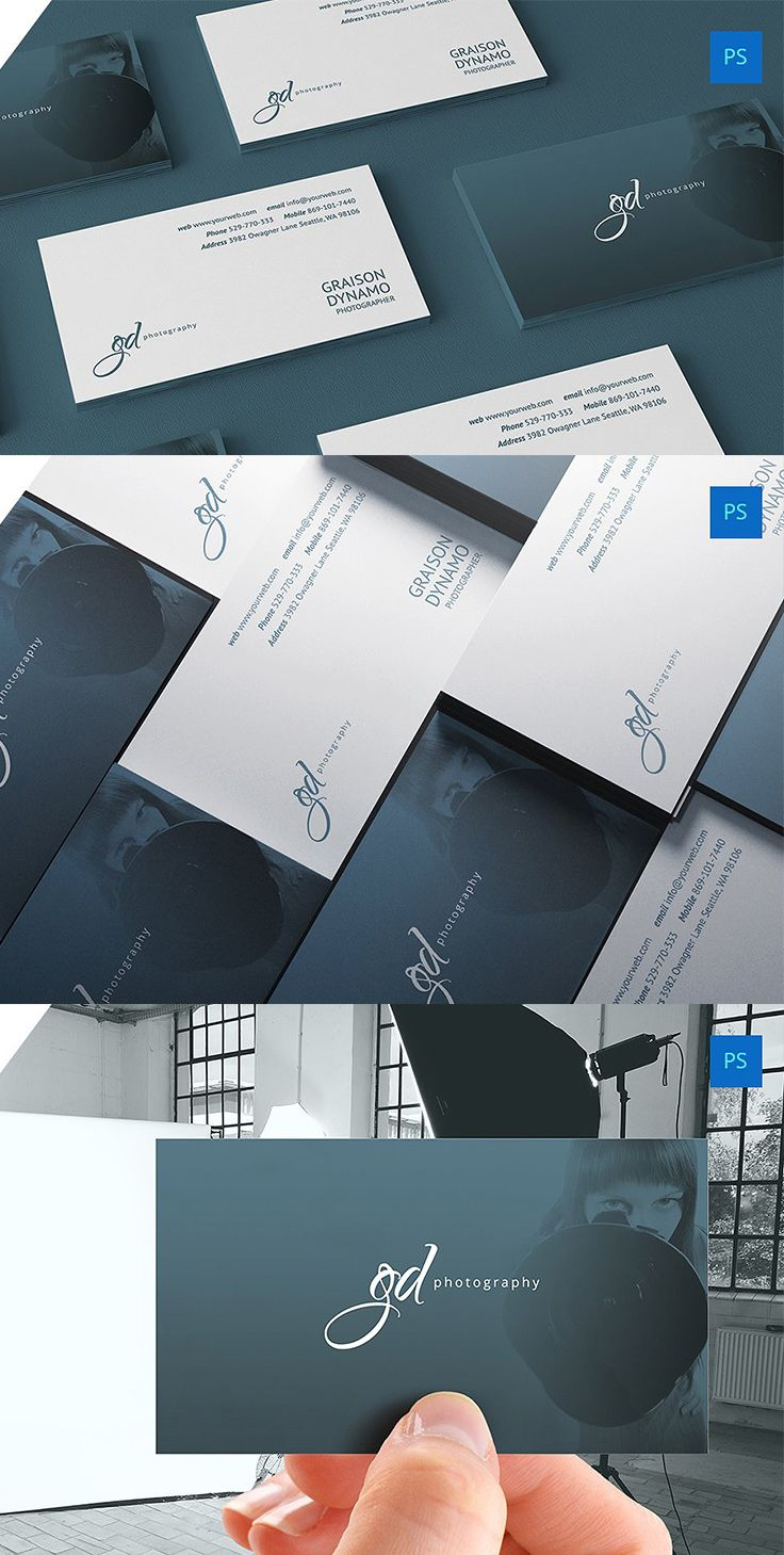 40 photography business card templates inspiration photography photography business card templates business card designwithred psd template photography photoshop illustrator accmission Gallery