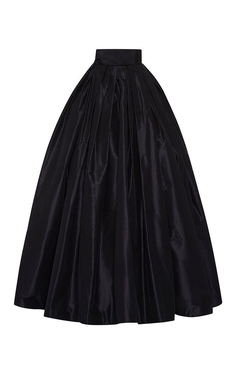 Taffeta Ball Skirt by Naeem Khan for Preorder on Moda Operandi