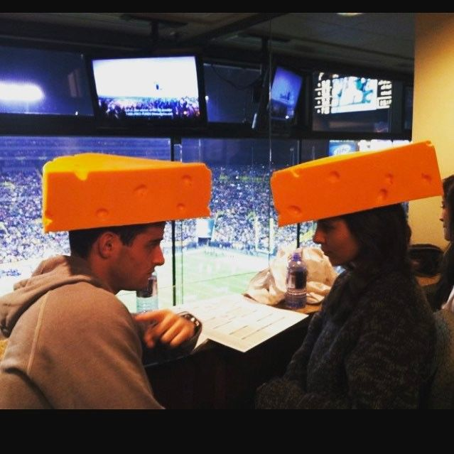 """JL Sigler - Happy 30th @michaelturchinart  We will forever be """"cheesy"""" together. You are one of my bestest friends. I love you !!!!"""