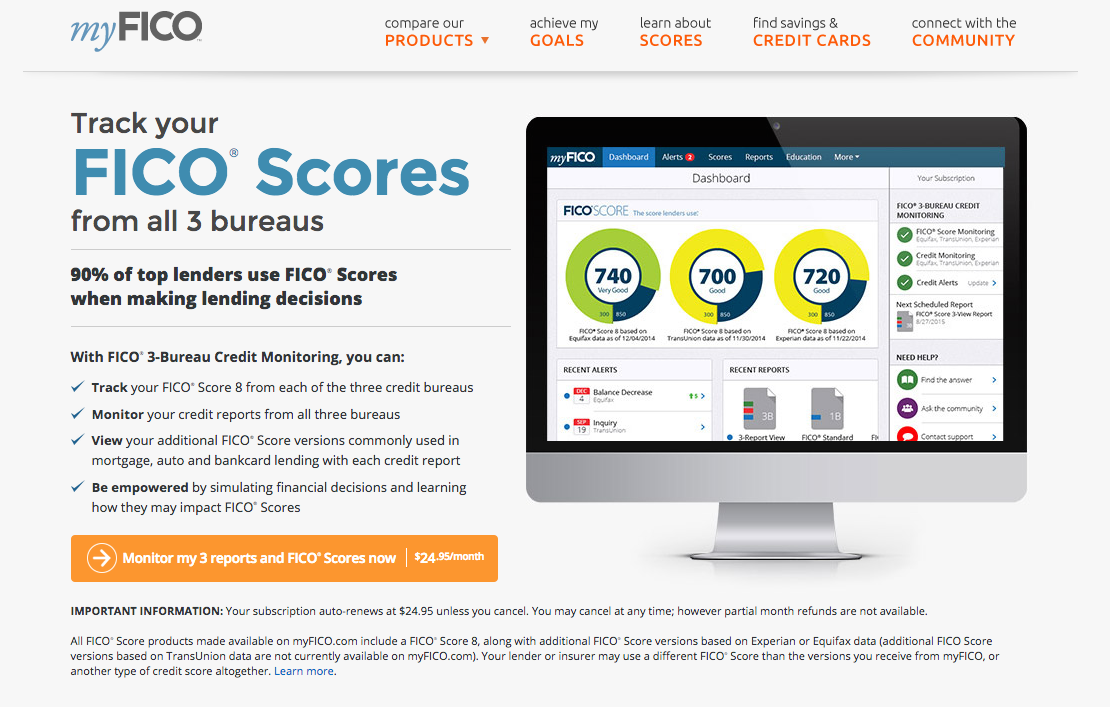 myFICO Review - Should You Pay to See Your FICO Score