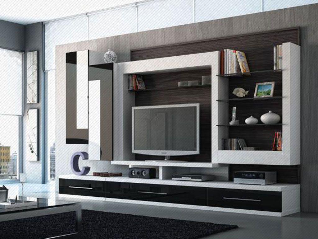 Dise o de centros de entretenimiento buscar con google for Diseno de muebles para tv modernos