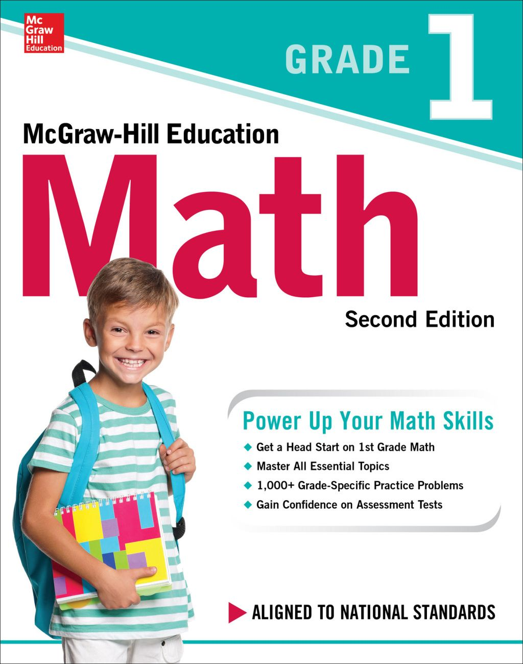 Mcgraw Hill Education Math Grade 1 Second Edition Ebook