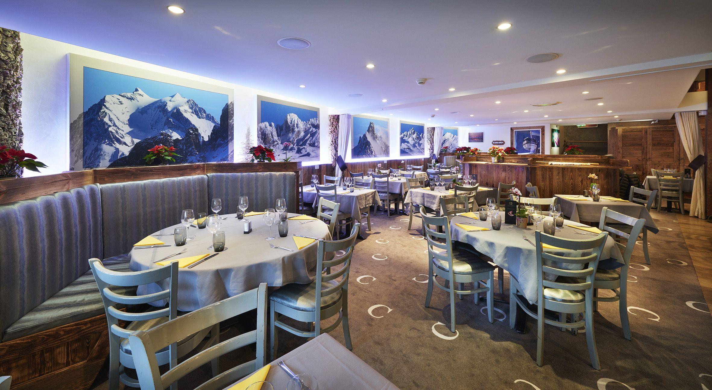 #Chabotté #Restaurant #Montagne #Bois #Bistronomie #Chef #Rochedy #Chabichou #Courchevel Crédit Photo : Philippe Barret