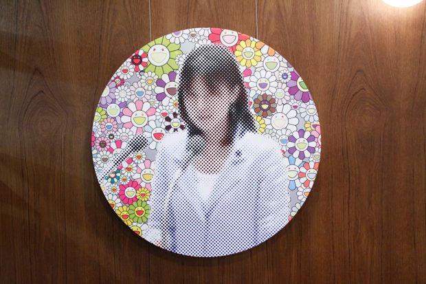 Takashi Murakami Responds To Sexist Heckling With Portraits of Ayaka Shiomura