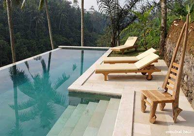 Bali Http Zenubud Blogspot Fr Avec Images Piscine Spa