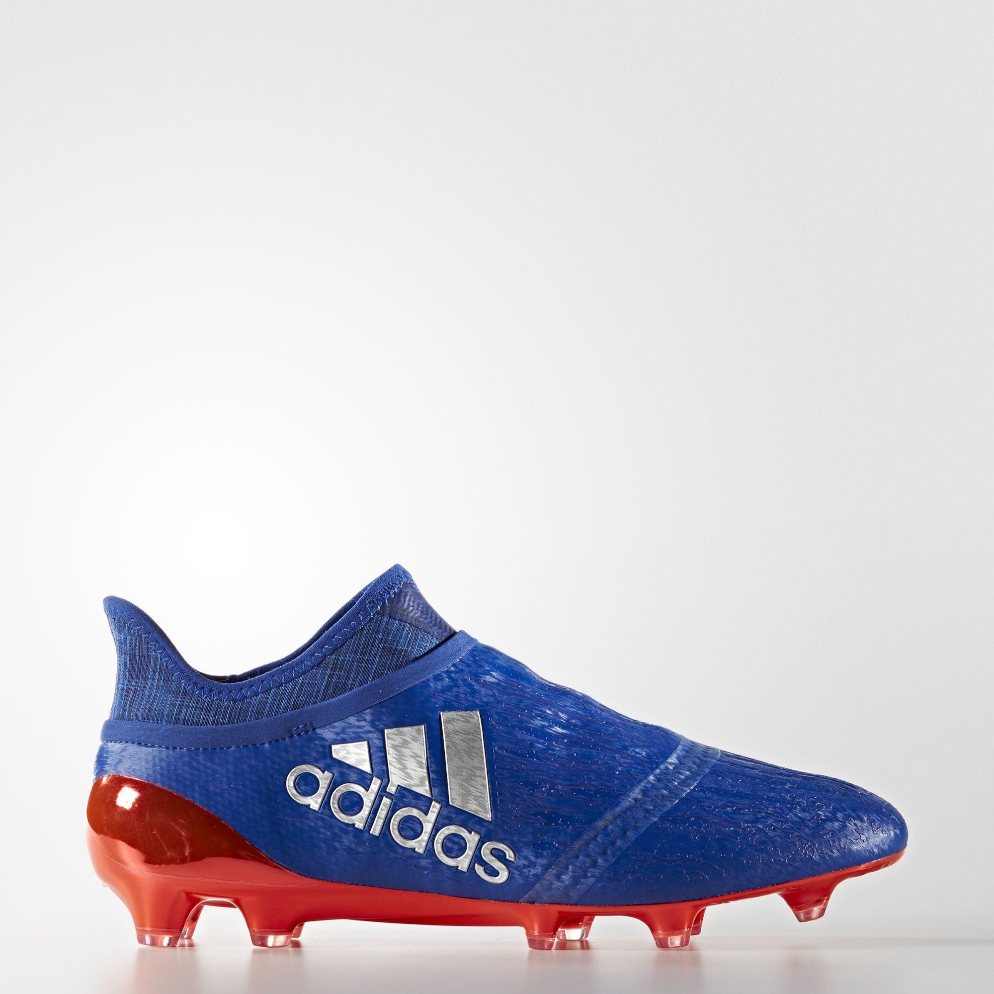 adidas X 16+ Purechaos FG Fußballschuh blau | adidas