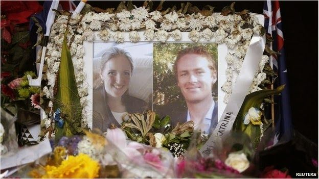 Welcome to NewsDirect411: Sydney Siege Inquest Details Tori Johnson And Katr...