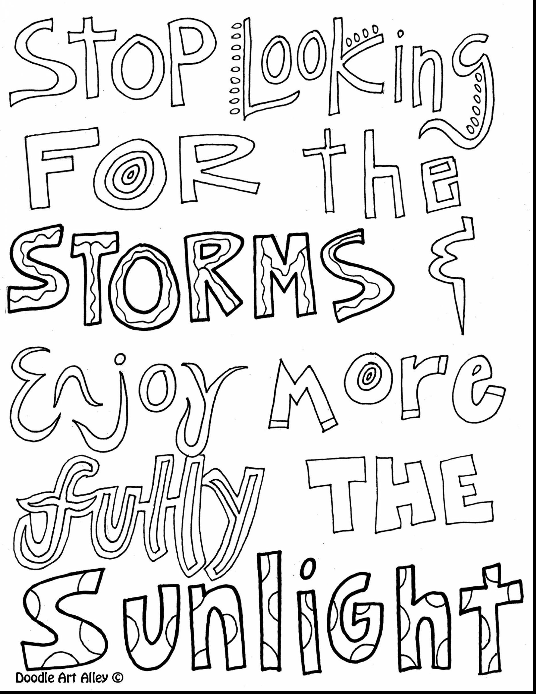 30 Coloring Pages for Dr. Seuss Coloring Pages Quote