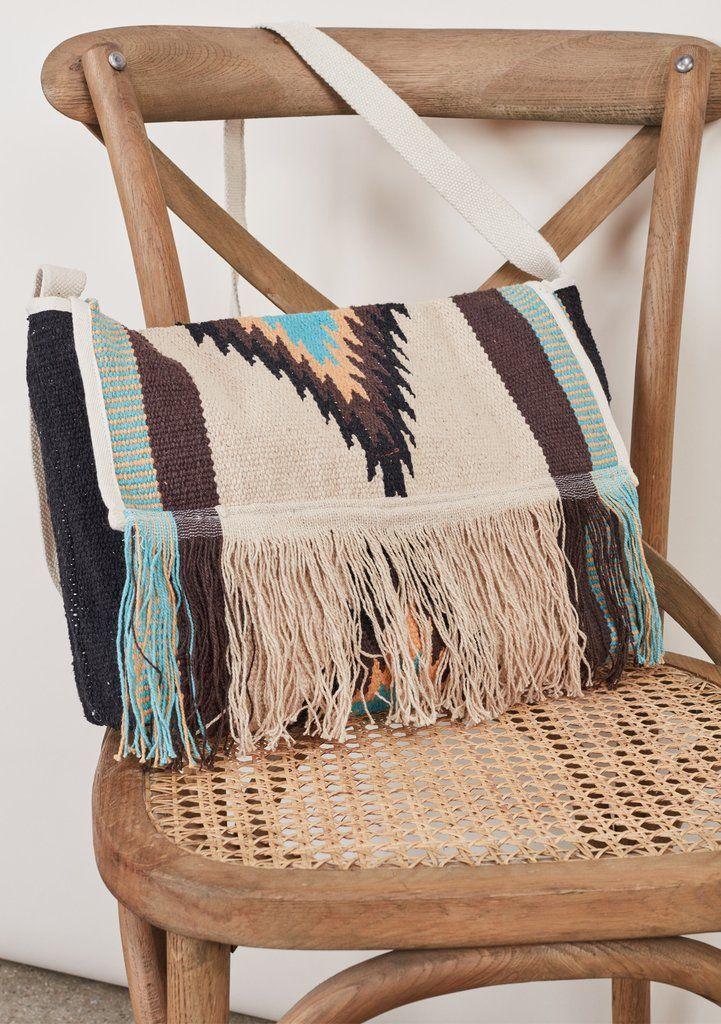 Sedona Messenger Bag #50-99 #accessories #bags #messenger-bags #o-s #pattern #tote-bags #travel-bags