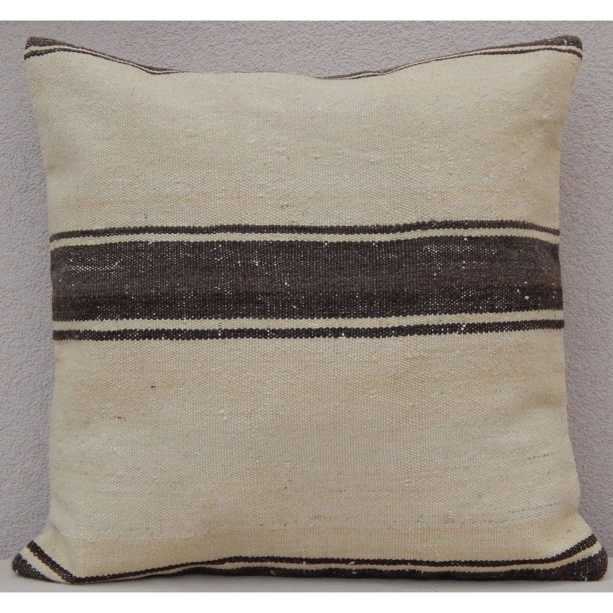 24 X 24 Couch Pillow Euro Sham Large Sofa Pillow Cover Outdoor