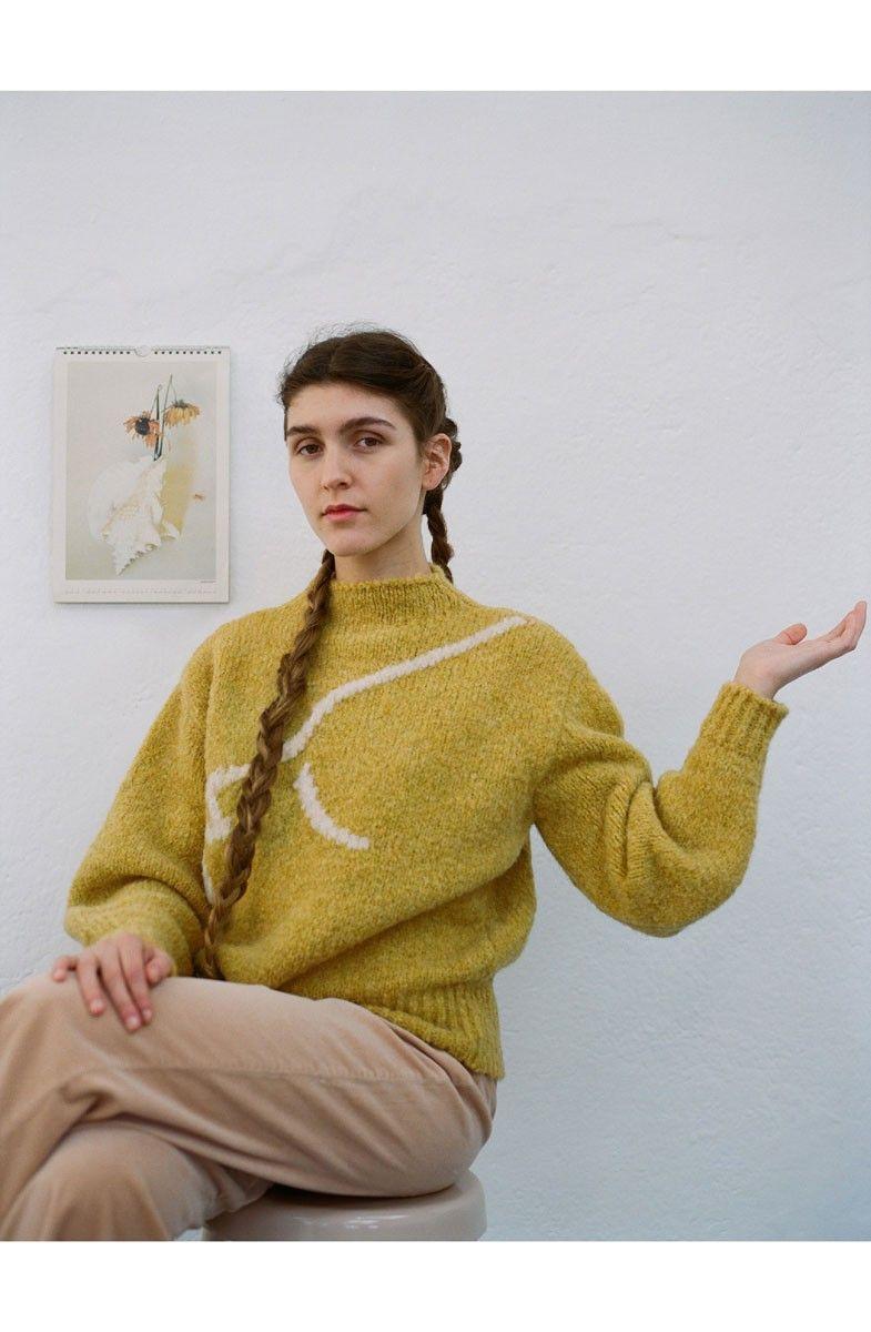 Paloma Wool Virgo Sweater Style Fashion Sweaters Style