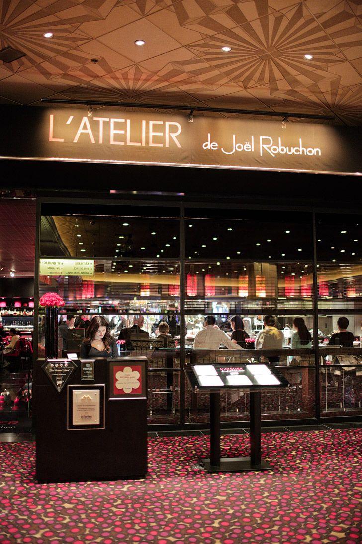 L Atelier De Joel Robuchon Las Vegas Mgm Restaurants