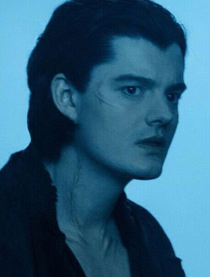 Diaval from Maleficent  Real name is Sam Riley  | MARVELous