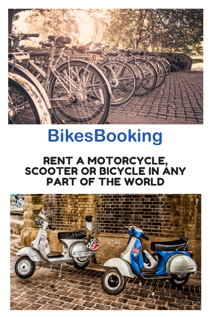Find The Right Bike Compare Prices Rental Terms And Company