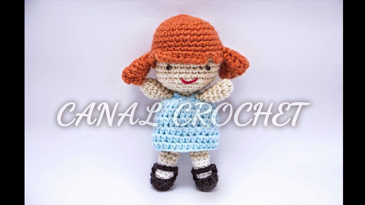 Amigurumilacion : Muñeca de elly amigurumi pocoyo patrón gratis en español y con