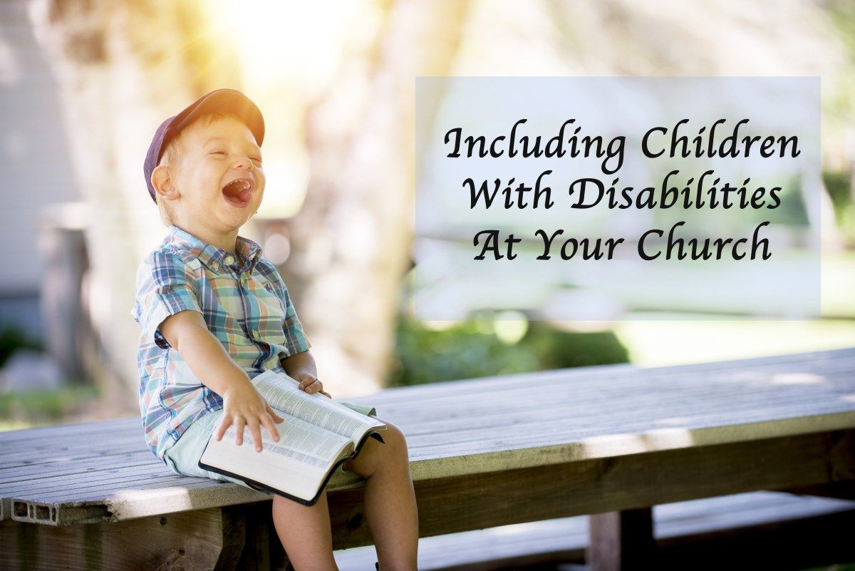 Have you ever wondered how your church handles and includes people with a disability? Did you know that only 50% of people with disabilities decide to even walk into the door of a church? (H…