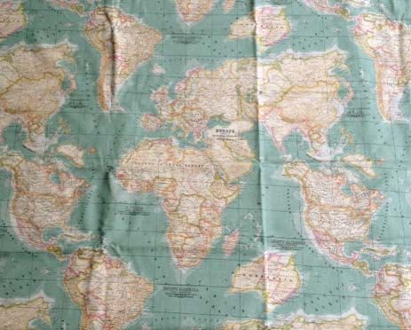 Fabric world map fabric 12 yard map fabric worldmap by cut4you fabric world map fabric 12 yard map fabric worldmap fabric 12 yard world fabric half yard atlas fabric gumiabroncs Gallery