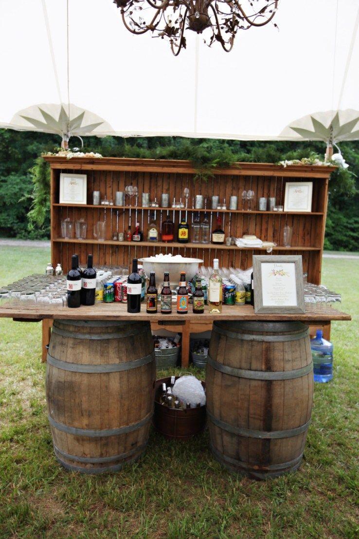 Intimate backyard outdoor wedding ideas 12 | Wedding ...