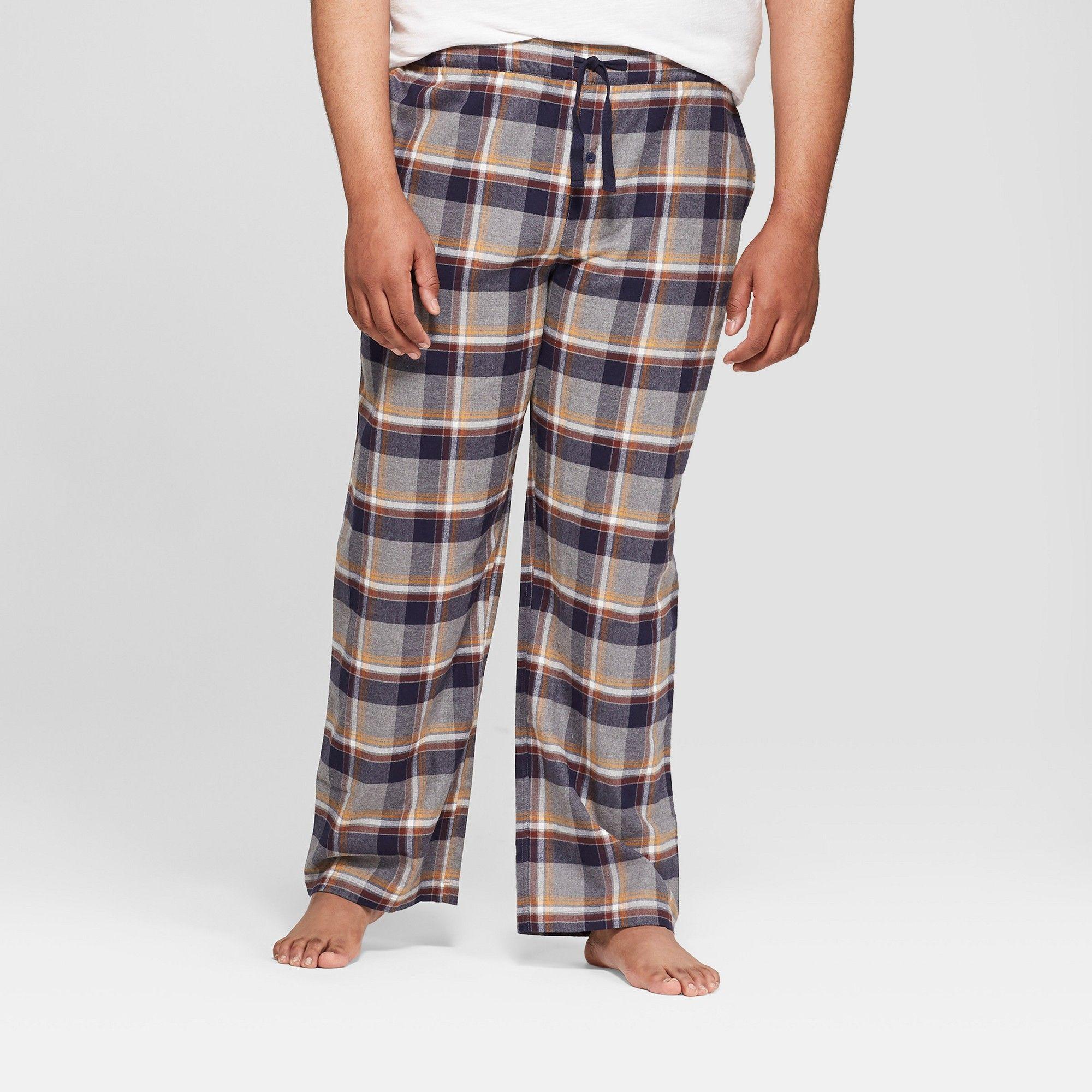 Goodfellow /& Co Men/'s Sleep PJs  Lounge short Pants Plaid cotton pocket New