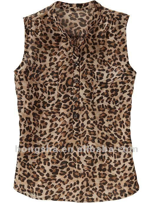 17d696872b169 los modelos de blusas en hsb028 chifon-Mujer Blusas y Tops ...