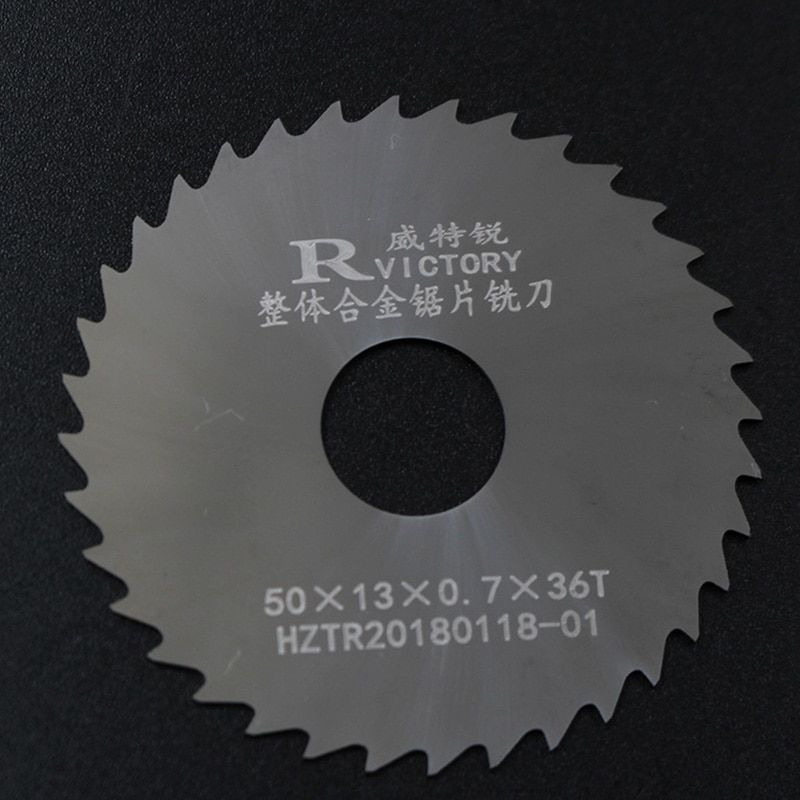 5pcs 50mm Micro Saw Blade Thick 0 5mm To 3mm Tungsten Carbide Tipped Circular Saw Blade For Aluminum Wood Plastic Cu Circular Saw Blades Saw Blade Circular Saw