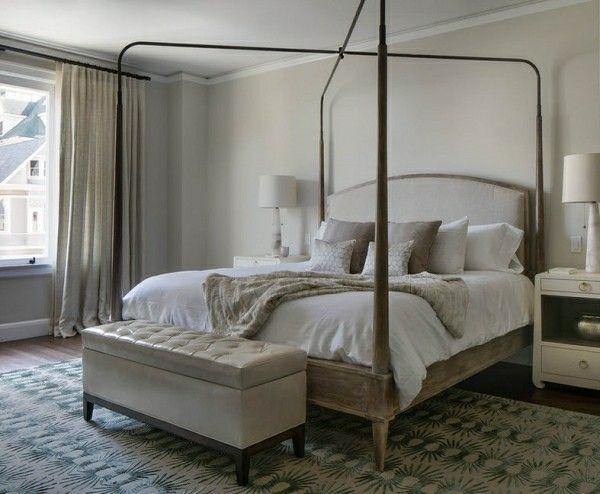 Charmant Bett Kopfteil Schlafzimmer Einrichtung Nur In Weiß #Design #dekor # Dekoration #design #