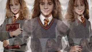The Secret Stitch Club: DIY Harry Potter & Hermione Granger costumes