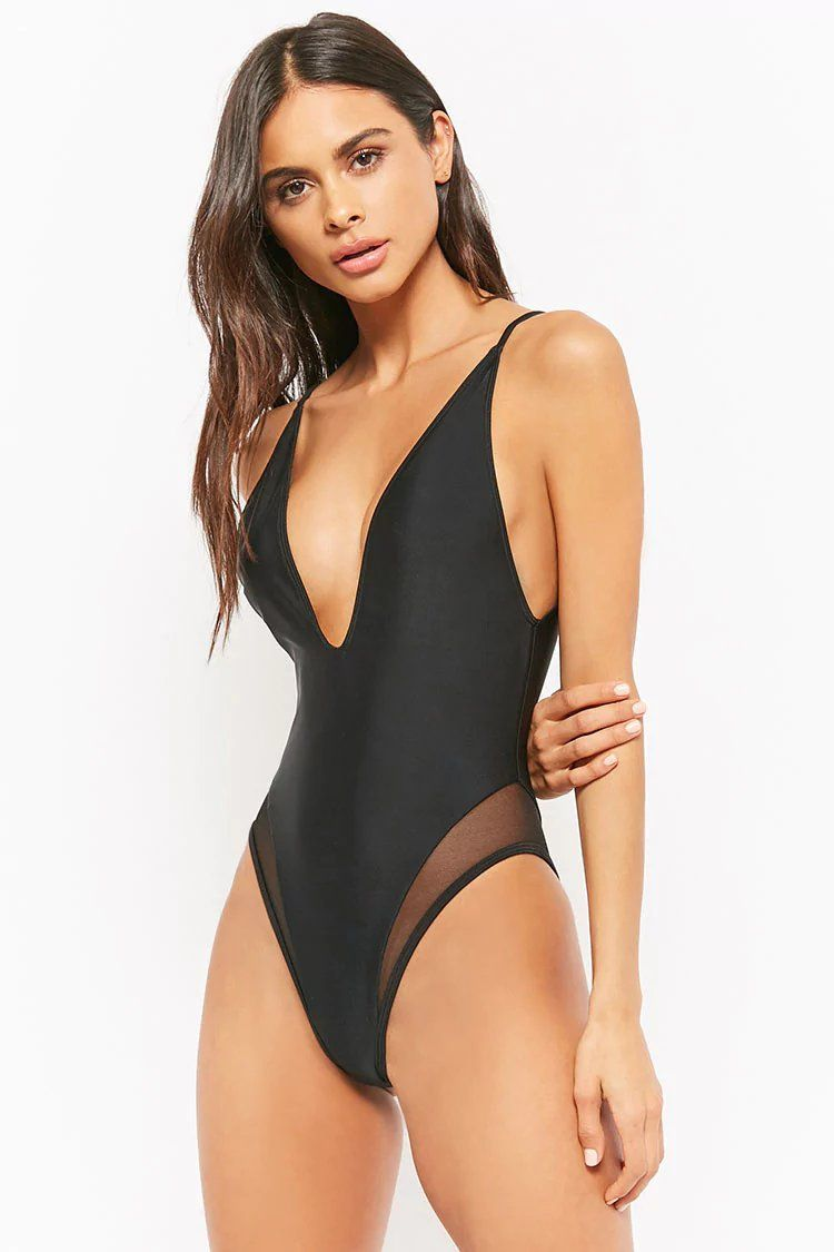 one piece swimsuit forever 21